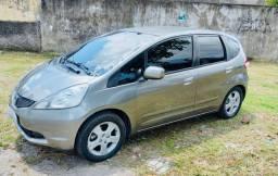 Honda fit Lx 1.4 automático ano 2009