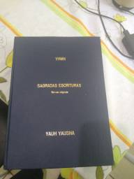 Bíblia sagrada nomes originais YAUH e YAUSHA