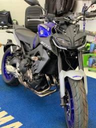 Imperdível Yamaha Mt-09 Freios Abs 2020/21 0km - R$9.990,00