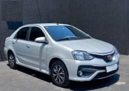 Etios Sedan Platinum 1.5 16v 17/18