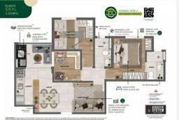 Apartamentos de 2 e 3 dormitórios de 65 a 75m² no Pq. Industrial
