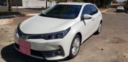 Corolla 2017/2018 XEI automatico -somente dinheiro