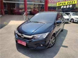 Título do anúncio: Honda City 2019 1.5 lx 16v flex 4p automático