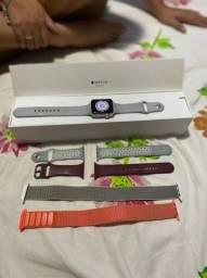Relógio Apple watch série 3 de 42mm novo