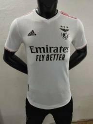 Título do anúncio: Camisa Benfica Fora
