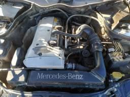 Motor Mercedez c180 2002 Gasolina
