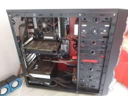 Título do anúncio: PC Completo AMD