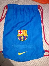 Título do anúncio: Sacola Nike FC Barcelona Stadium Gym Sack - Grená