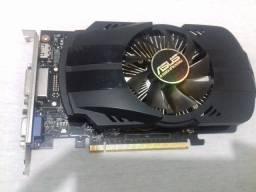 Título do anúncio: Placa de Vídeo Asus GTX 750 TI 2GB Gddr5