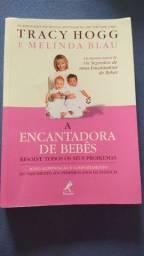 A Encantadora de Bebês Livro