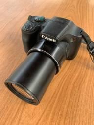 Título do anúncio: Câmera Canon  Power Shot SX530 HS