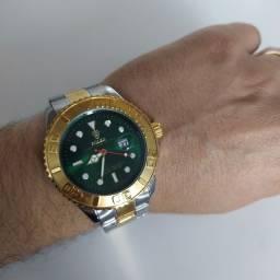 Título do anúncio: Relógio Rolex - R$ 175 - ENTREGA GRÁTIS