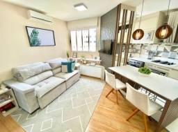 Apartamento à venda com 2 dormitórios em Jd das estações, Maringá cod:3610017786