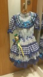 Vendo lindo vestido  de festa Jinina  !