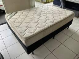 cama box casal D 50