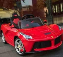 Título do anúncio: Ferrari elétrico infantil somos loja