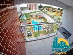 Título do anúncio: River Side Ponta Negra | 66m², 2 Qts sendo 1 Suíte, 1 Vaga, Ao Lado do Shopping