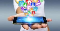 Faço App para Pedidos, Cardapios, Carrinho de compras e Entregas