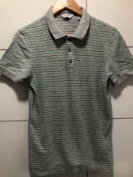 Camisa Polo Calvin Klein Masculina - M