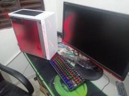 PC gamer Ryzen 5 3400g + rx 570 4gb