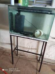 Vendo Aquario 60x30x40
