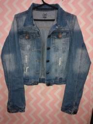 jaqueta jeans capricho
