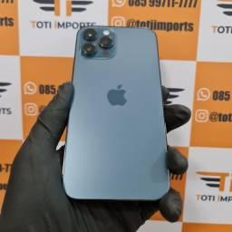 Título do anúncio: Iphone 12 Pro Max 256 Gb Azul