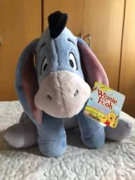 Título do anúncio: Burrinho Bisonho (Ló) - desenho Ursinho Pooh - Disney