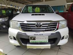 HILUX 2014/2014 3.0 SRV 4X4 CD 16V TURBO INTERCOOLER DIESEL 4P AUTOMÁTICO