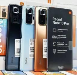 Título do anúncio: Note 10 Pro Preto/Azul/Bronze 6+128Gb 64MP Câmera