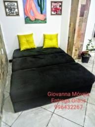 Cama sofá Tricama (ENTREGA GRÁTIS)