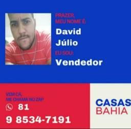 O melhor vendedor da Casas Bahia