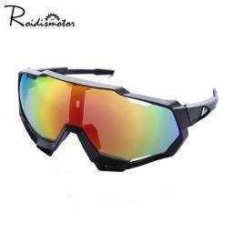 Óculos de ciclismo modelo 100%