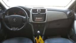 Título do anúncio: Renault Logan 1.6 Completo Baixo KM
