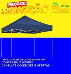 Tenda Sanfonada 3x3 - Elite