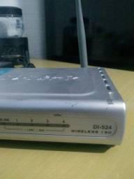ROTEADOR D-Link DI-524 150mbps