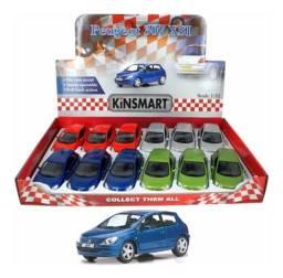 Carrinhos Miniatura Caixa com 12 Pçs Vários Modelos