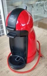 Cafeteira Espresso Dolce Gusto Piccolo Vermelha 110V