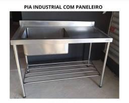 Título do anúncio: Fabricação em Aço inox