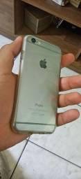 Título do anúncio: iPhone 6. Vendo ou troco.