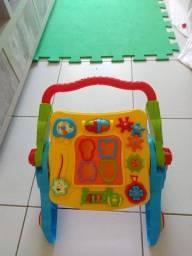 Andador Infantil 4x1 de Empurrar