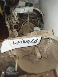 VENDE-SE CAIXA DE MARCHA LIVINA 1.6 - COM NOTA FISCAL