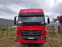 Título do anúncio: Caminhão Mercedes Atego 2426 2020 Completo