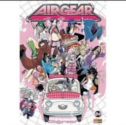 Mangá Air Gear Vol 24