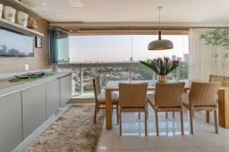 Título do anúncio: Apartamento com 138 m² com vista para o Lago das Rosas, 3 suítes.