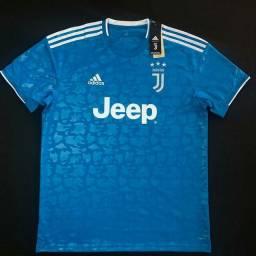 Camiseta deTime Juventus terceiro 19/20