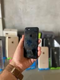 Título do anúncio: iPhone 7 128gb novíssimo parcelo e entregamos