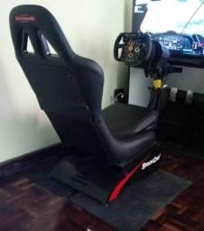 Vendo cockpit simulador + volante T300 com add on F1
