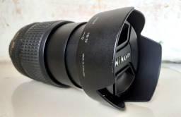 Título do anúncio: Vendo lente Nikon 18-105 mm