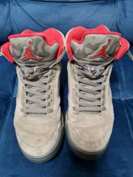 Tenis Nike Air Jordan 5 Retro Reflective Camo Military